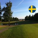 Jouer au golf en Suède