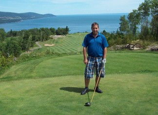 Le golf au Québec