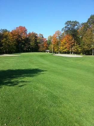 Golf au Québec - l'Auberivière