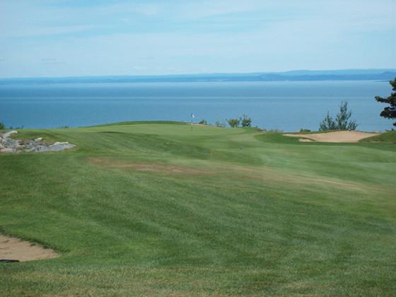 Golf au Québec - Le Manoir Richelieu