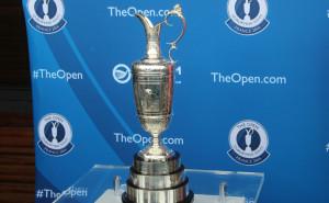 The Open 2014 - Claret Jug