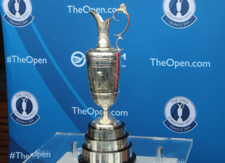 The Open 2014 - Claret Jug