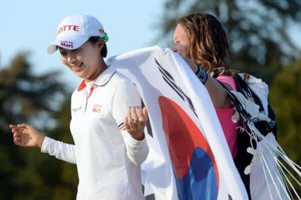 Evian Championship : Hyo Joo Kim