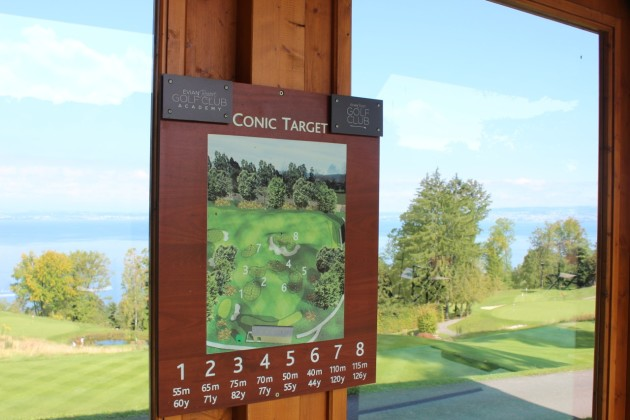Academy Golf Evian Resort