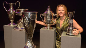 Annika Sörenstam - Trophées Majeurs