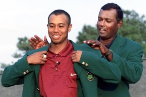 Masters 2001-Tiger Woods
