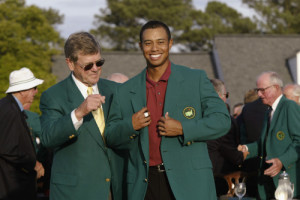 Masters 2002 - Tiger Woods