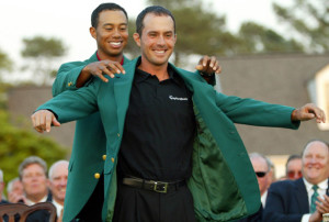 Masters 2003 - Mike Weir