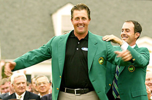Masters 2004 - Phil Mickelson
