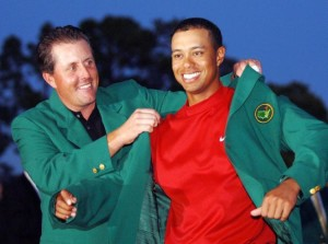 Masters 2005 - Tiger Woods