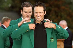 Masters 2008 - Trevor Immelman