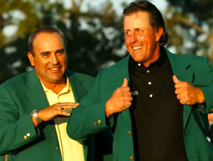 Masters 2010 - Phil Mickelson