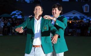 Masters 2013 - Adam Scott