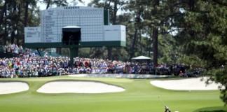 Tiger Woods au Masters