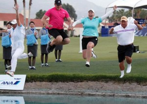 Brittany Lincicome - Poppies Pond - ANA Inspiration
