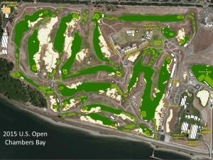 2015-U.S.-Course-Map - Chambers Bay