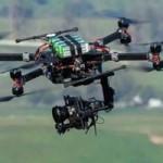 Drone - Fox - US Open