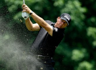 Phil Mickelson favori de l'US Open 2015