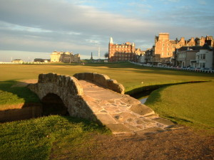 old-course - Saint Andrews -Ecosse