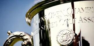 US Womens Open trophy