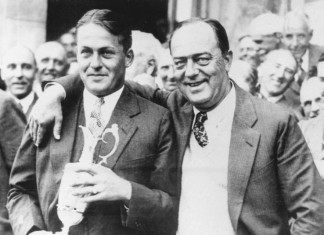 The Open 1927 - Bobby Jones