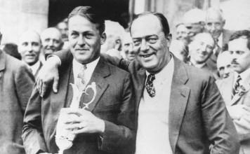 The Open 1927 - Bobby Jones