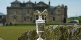 The Open à St. Andrews