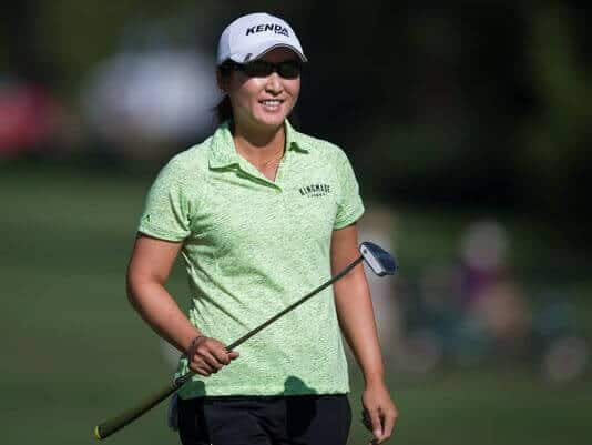 Canadian Pacific Women's Open - Candie Kung