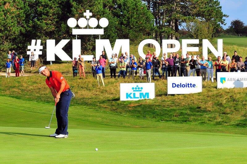 KLM Open - Golf au Pays-Bas