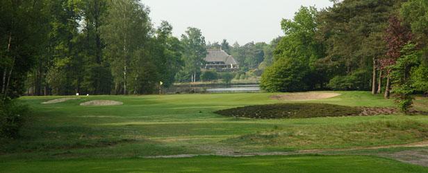 Eindhoven - Parcours Golf au Pays-Bas