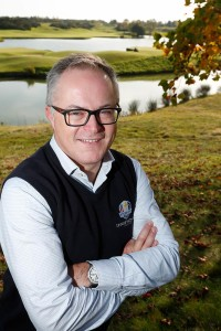 Paul Armitage-Directeur Golf National