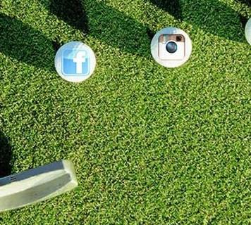 Social Media - Golf