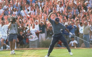 Tiger Woods_HoleInOne-Phoenix Open 1997