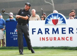 Phil Mickelson - Farmers Insurance Open