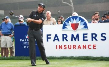 Phil Mickelson - Farmers Insurance Open