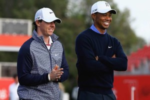 Tiger Woods - Rory McIlroy