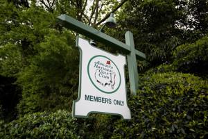 Augusta National Golf Club - Membres
