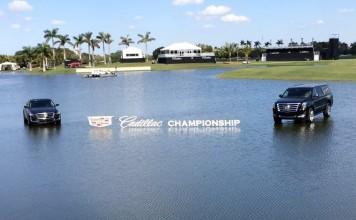 WGC Cadillac Championship - Blue Monster