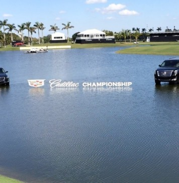 WGC Cadillac Championship - Blue Monster