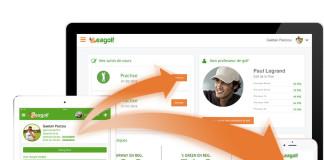 EAGOLF coaching VIP 2.0