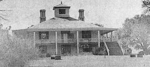 Fruitland - Futur Augusta National Golf Club-House