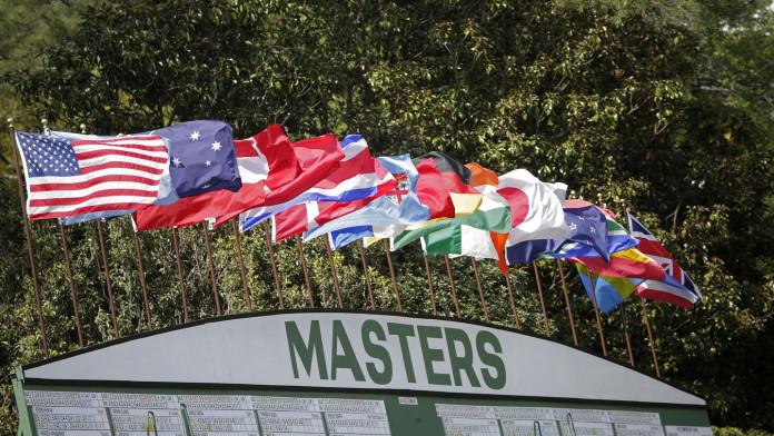 Augusta - Masters 2016