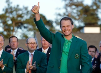 Danny Willett - Masters 2016