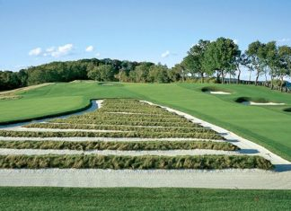 Oakmont CC - US Open 2016 - Hole 3
