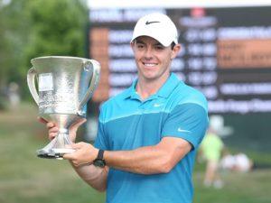 Rory McIlroy Wells Fargo Championship 2015