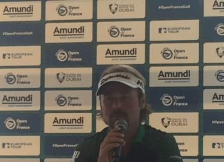Victor Dubuisson - Open de France 2016