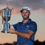 Dustin Johnson - US Open - 2016