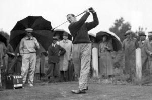 Henry Cotton - Open de France 1946