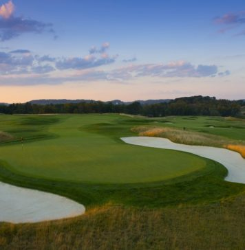 Oakmont CC - US Open 2016 - Hole 14