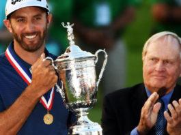 US Open 2016 - Dustin Johnson - Trophée